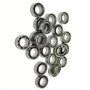 Good Price Deep Groove Ball Bearing NSK 6315 ZZ 2RS Bearing